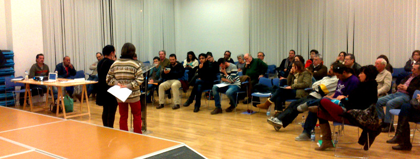 Primera Asamblea Vecinos y Vecinas de Torrejón de Velasco | Creando municipioPrimera Asamblea Vecinos y Vecinas de Torrejón de Velasco | Creando municipio