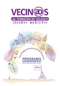 Programa electoral Vecinas y vecinos de Torrejón de Velasco