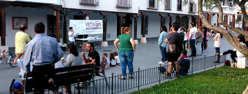 Asamblea vecinal 12 junio 2015
