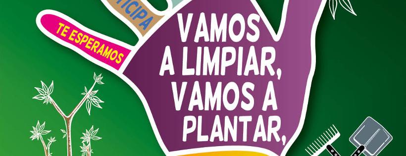 Campaña de recogida de basura en El Plantío de Torrejón de Velasco