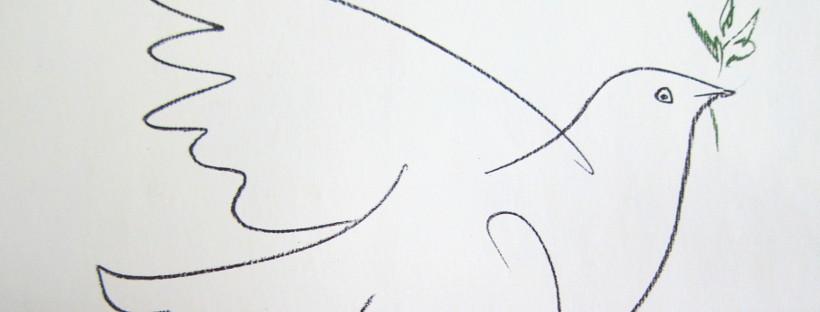 Paloma de la Paz - Pablo Picasso