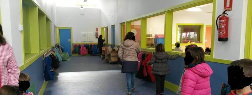 Aulas de infantil - Nuestra Señora de El Pilar de Torrejón de Velasco