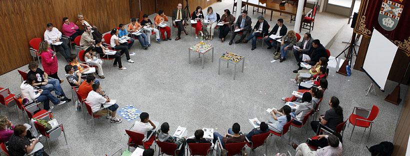 VI Sesión del Consejo de la Infancia Leganés | Rafael Gómez | flickr.com